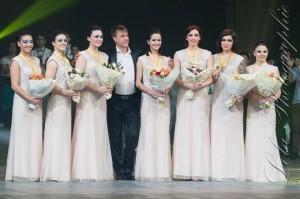 Вручение награды Фото: личный архив Евгении Горячевой