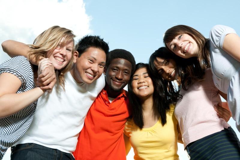 Multi-ethnic University Students