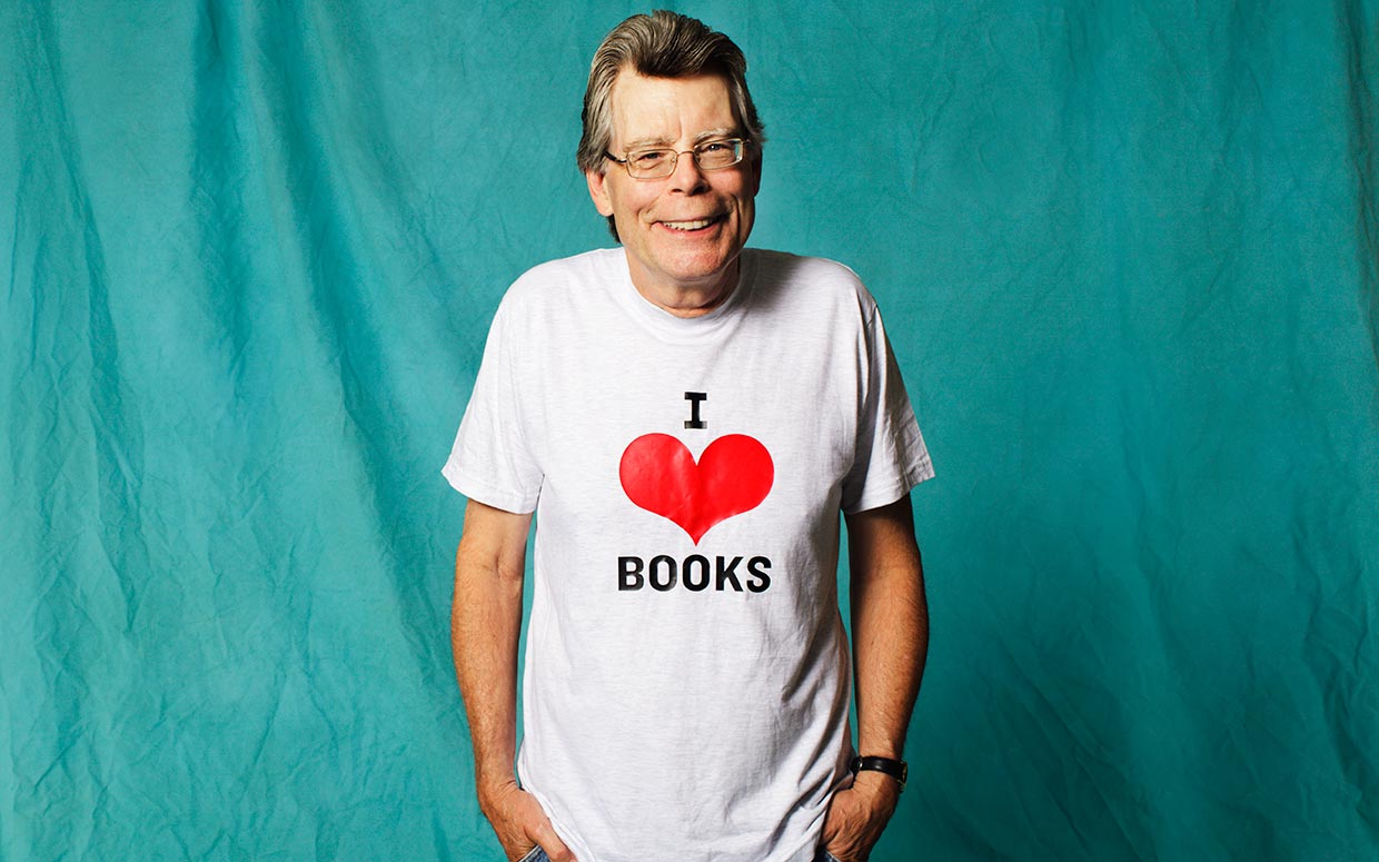 a biography of stephen edward king Biographical memoirs provide the life histories and selected bibliographies of deceased national academy of sciences members revealing published since 1877 a biography of stephen edward king an american author.