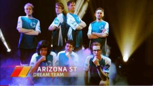 ASU's Dream Team победители турнира Heroes of the Dorm-2015