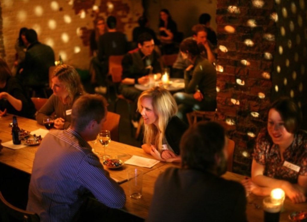 High end speed dating los angeles