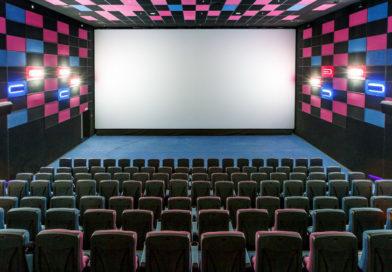 Подборка кинотеатров на выходные