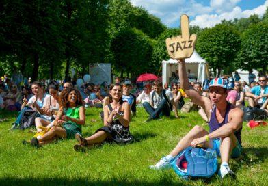 Сплин, Black Eyed Peas, Иван Дорн на фестивале «Усадьба Jazz»