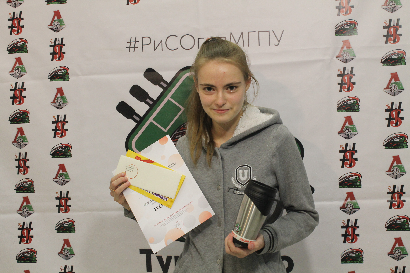 Анастасия Кинчак, финалистка турнира, второе место