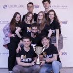 Команда ИЕСТ стала чемпионом на PR-фестивале